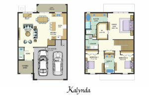 Kalynda Floor Plan