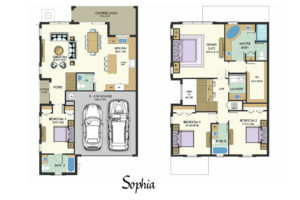 Sophia Floor Plan